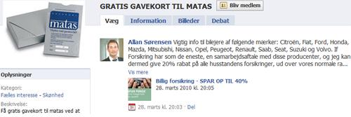 Fubmager Allan Sørensen giver os ikke desto mindre en vigtig lære: Konkurrencer og slagtilbud på fansiden virker!